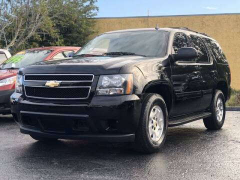 2011 Chevrolet Tahoe for sale at Palm Beach Motors in Lake Worth FL