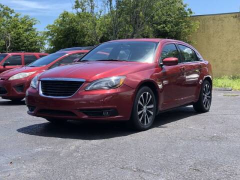 2013 Chrysler 200 for sale at Palm Beach Motors in Lake Worth FL