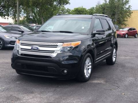 2013 Ford Explorer for sale at Palm Beach Motors in Lake Worth FL