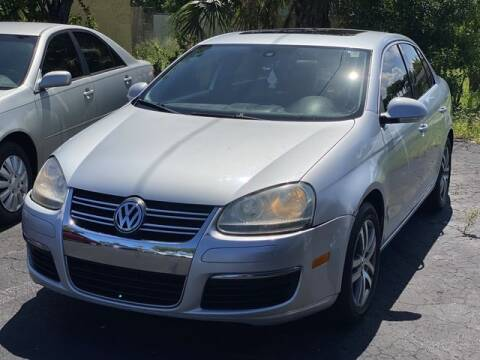 2005 Volkswagen Jetta for sale at Palm Beach Motors in Lake Worth FL