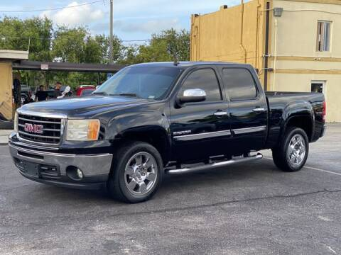 2010 GMC Sierra 1500 for sale at Palm Beach Motors in Lake Worth FL