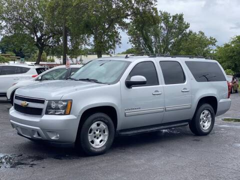 2013 Chevrolet Suburban for sale at Palm Beach Motors in Lake Worth FL