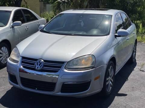2005 Volkswagen Jetta for sale at Palm Beach Motors in Lake Worth FL