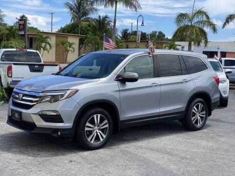 2016 Honda Pilot for sale at Palm Beach Motors in Lake Worth FL