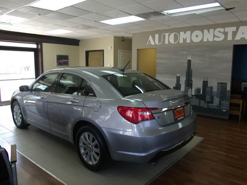 2012 Chrysler 200 LX 4dr Sedan - Chicago IL