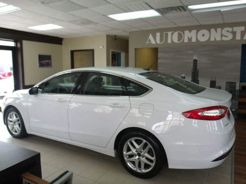 2013 Ford Fusion SE 4dr Sedan - Chicago IL