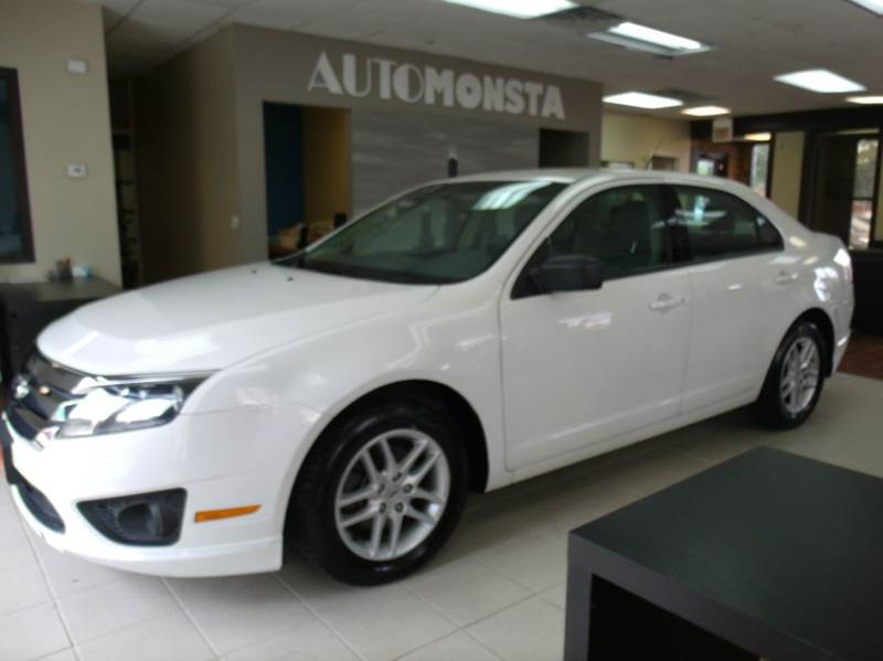 2012 Ford Fusion S 4dr Sedan - Chicago IL