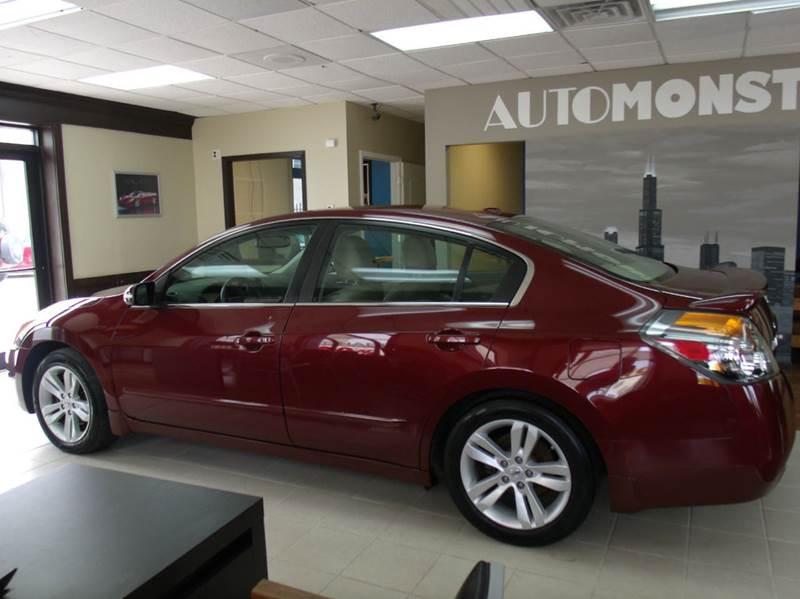 2012 Nissan Altima 35 Sr 4dr Sedan In Chicago Il Automonsta 2