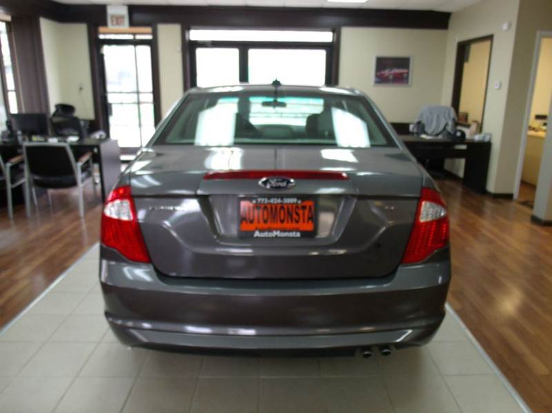 2012 Ford Fusion SE 4dr Sedan - Chicago IL