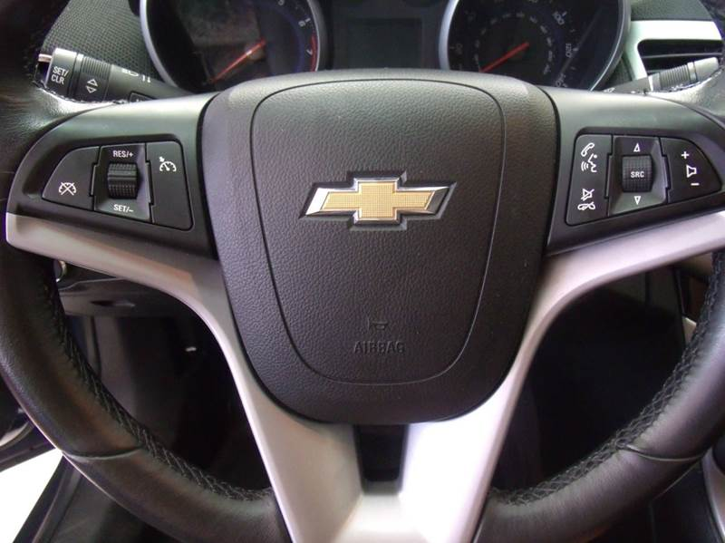 2012 Chevrolet Cruze LT Fleet 4dr Sedan - Chicago IL