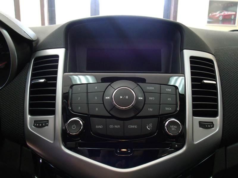 2013 Chevrolet Cruze 1LT Auto 4dr Sedan w/1SD - Chicago IL