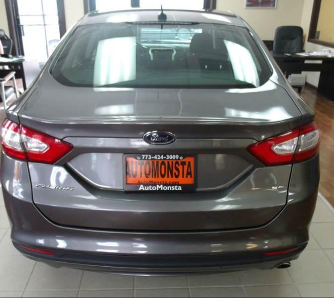 2013 Ford Fusion SE 4dr Sedan - Chicago IL
