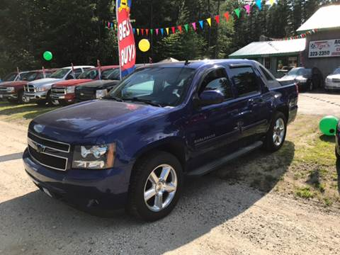 2010 Chevrolet Avalanche for sale in Tamworth, NH