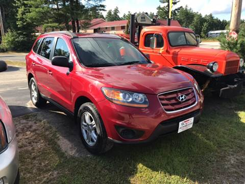 2010 Hyundai Santa Fe for sale in Tamworth, NH