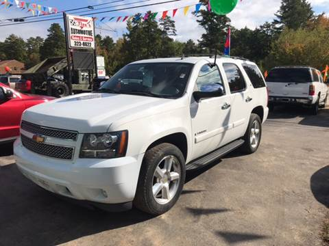 2007 Chevrolet Tahoe for sale in Tamworth, NH