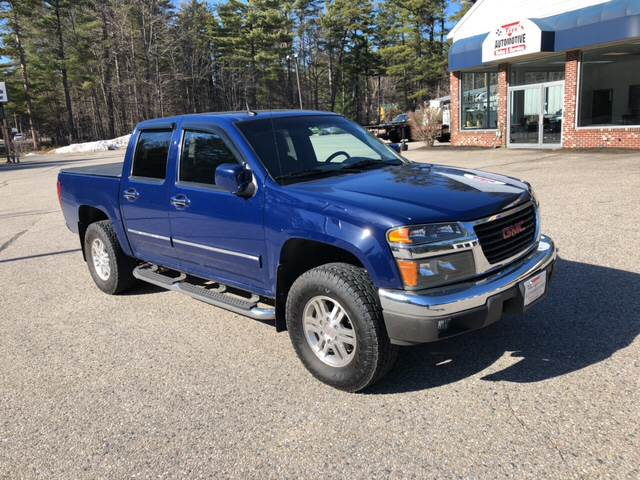2012 gmc canyon 4x4 sle 2 4dr crew cab in tamworth nh tices 2012 gmc canyon 4x4 sle 2 4dr crew cab tamworth nh publicscrutiny Image collections
