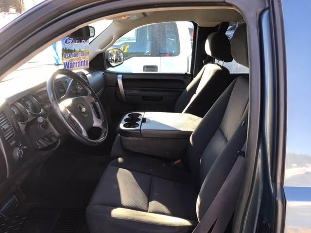 2011 Chevrolet Silverado 1500 4x4 LT 4dr Extended Cab 6.5 ft. SB - Tamworth NH