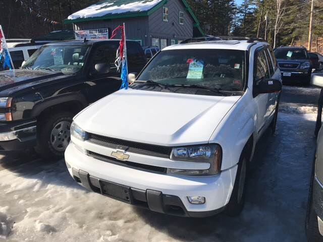 2002 Chevrolet TrailBlazer LTZ 4WD 4dr SUV - Tamworth NH