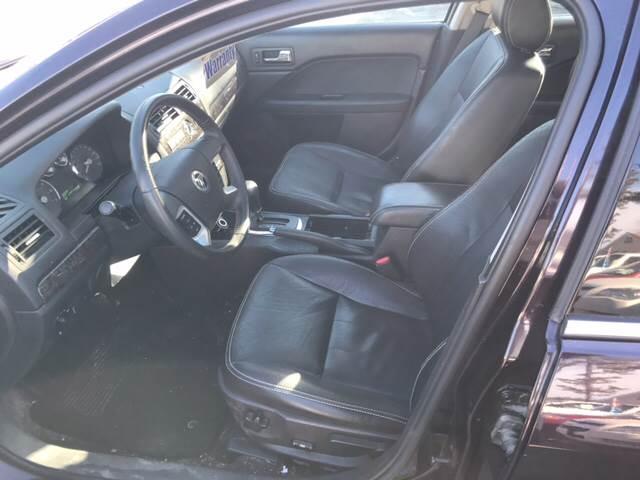 2007 Mercury Milan V6 Premier 4dr Sedan - Tamworth NH