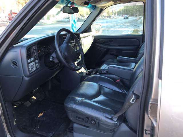 2002 Chevrolet Avalanche 4dr 1500 4WD Crew Cab SB - Tamworth NH