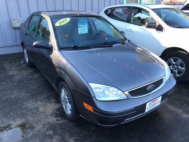 2007 Ford Focus ZX4 SE 4dr Sedan - Tamworth NH
