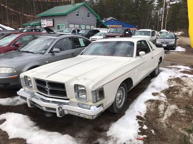 1979 Chrysler Cordoba  - Tamworth NH
