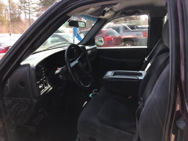 2002 Chevrolet Silverado 2500HD 4dr Extended Cab LS 4WD LB - Tamworth NH