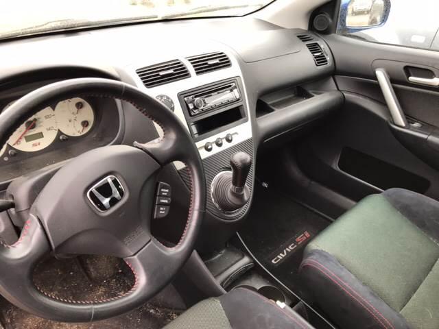2005 Honda Civic Si 2dr Hatchback - Tamworth NH