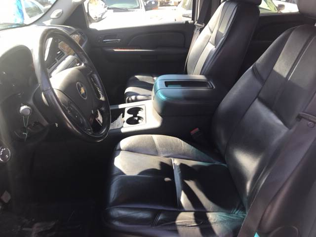 2008 Chevrolet Silverado 1500 4WD LTZ 4dr Crew Cab 5.8 ft. SB - Tamworth NH