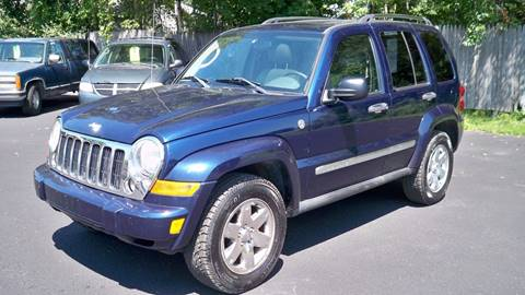 2006 Jeep Liberty for sale in Lake City, MI