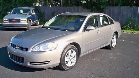 2007 Chevrolet Impala for sale in Lake City MI