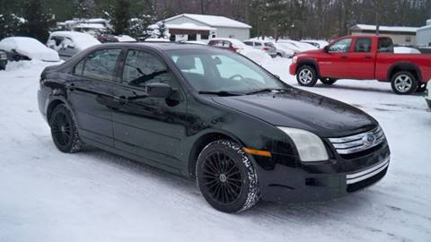 2006 Ford Fusion for sale in Lake City, MI