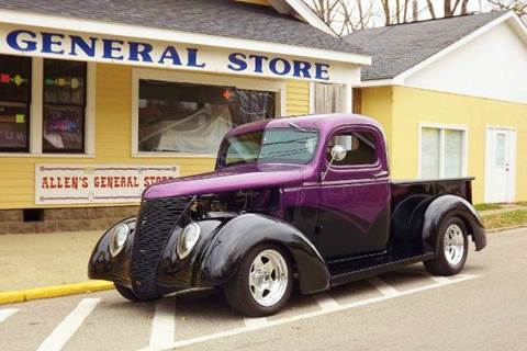 1937 Ford Ford for sale at Pro Muscle Car Inc in Geneva OH