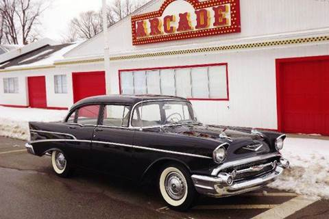 1957 Chevrolet 210 for sale at Pro Muscle Car Inc in Geneva OH