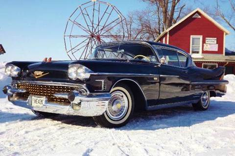 1958 Cadillac Series 62 for sale at Pro Muscle Car Inc in Geneva OH