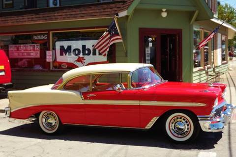 1956 Chevrolet Bel Air for sale at Pro Muscle Car Inc in Geneva OH