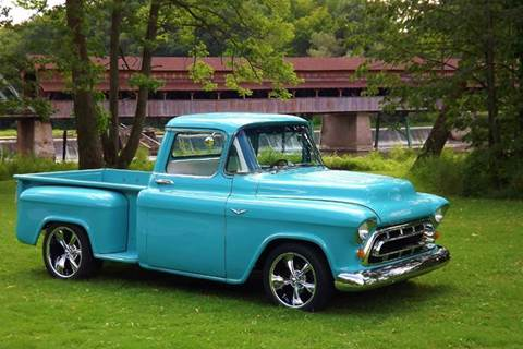 1957 Chevrolet 3100 for sale at Pro Muscle Car Inc in Geneva OH