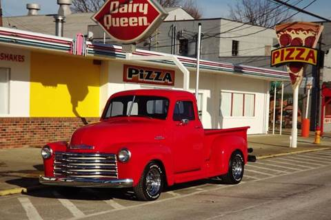 1953 Chevrolet 3100 for sale at Pro Muscle Car Inc in Geneva OH