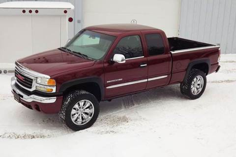 2003 GMC Sierra 2500HD for sale at Pro Muscle Car Inc in Geneva OH