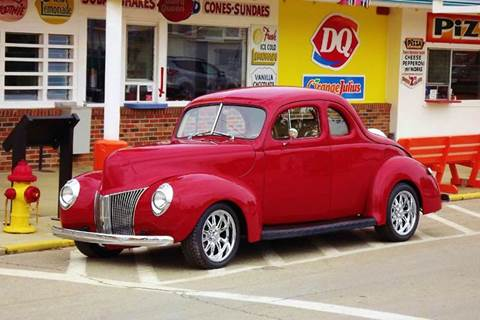 1940 Ford COUPE for sale at Pro Muscle Car Inc in Geneva OH