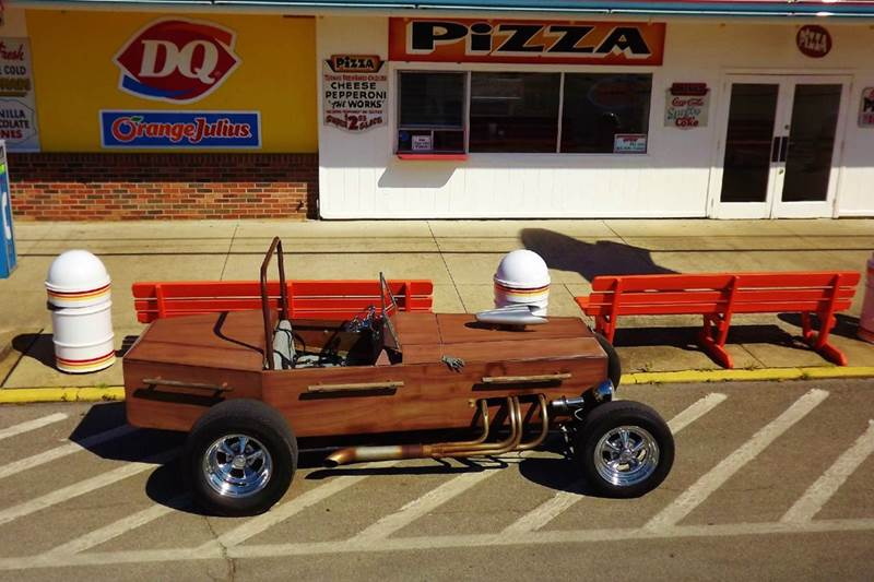 1923 Barris Kustom Ratula FULL CUSTOM In Geneva OH - Pro