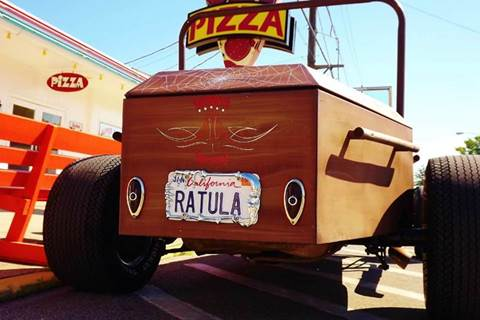 1923 BARRIS KUSTOM RATULA for sale at Pro Muscle Car Inc in Geneva OH