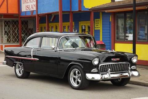 1955 Chevrolet Bel Air for sale at Pro Muscle Car Inc in Geneva OH