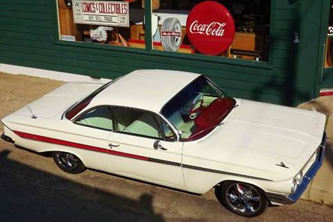 1961 Chevrolet Impala for sale at Pro Muscle Car Inc in Geneva OH
