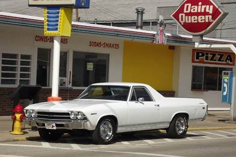 1969 Chevrolet El Camino for sale at Pro Muscle Car Inc in Geneva OH