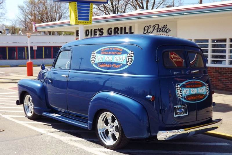 1948 Chevrolet 3100 for sale at Pro Muscle Car Inc in Geneva OH