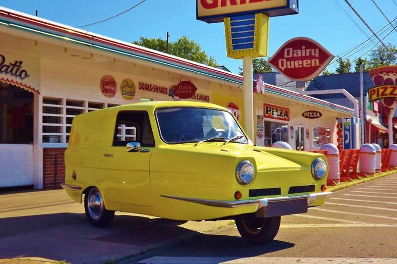 1973 RELIANT SUPERVAN 3 for sale at Pro Muscle Car Inc in Geneva OH
