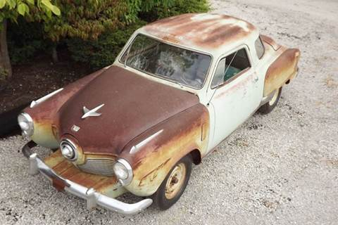1951 Studebaker Commander for sale at Pro Muscle Car Inc in Geneva OH