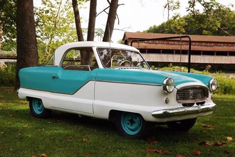 1961 Nash METRO METROPOLITAN for sale at Pro Muscle Car Inc in Geneva OH