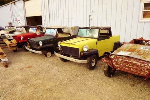 1957 KING MIDGET CONVERTIBLE for sale at Pro Muscle Car Inc in Geneva OH